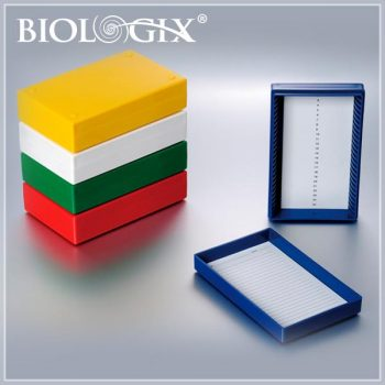 Slide Storage Boxes Biologix (25 Boxes)