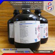 Asam asetat (glasial) 100%