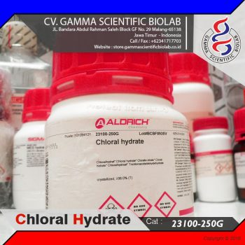 Chloral hydrate