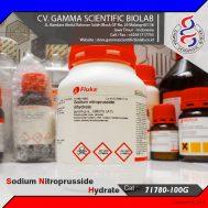 Sodium Nitroprusside Hydrate
