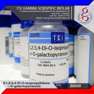 1,2:3,4-Di-O-isopropylidene-a-D-galactopyranose 25g