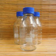 Normax Bottle Lab 500 ml (Glass)