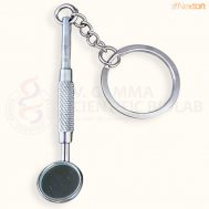 Dental Keyring (Mirror Handle) S/S Satin