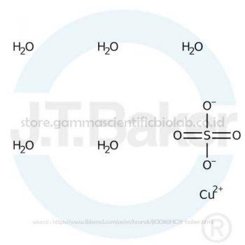 Cupric Sulfate, 5-Hydrate, Fine Crystal 1Kg