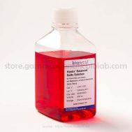 Hanks' Balanced Salts Solution 500ml (w/ Phenol Red, w/o Calcium, w/o Magnesium, w/ Sodium Bicarbonate) Sterile Filtered