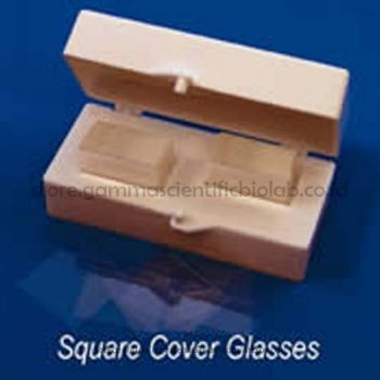 Micro Cover Glass Size : 22x22mm