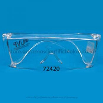 UV Safety Spectacles