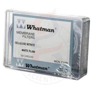 Cellulose Nitrate Membrane Filter 0,45um (WHATMAN)