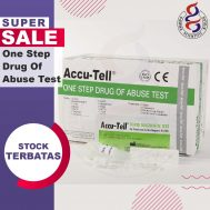 One Step Drug Of Abuse Test (ACCUTELL)