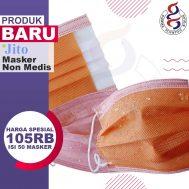 Masker Non Medis JITO 50 pcs (Original)