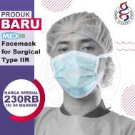 Masker Bedah MED99 4ply Termurah (Original)