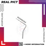 Probe (WHO) S/S Fig.5 Satin/Polished – NEXTON