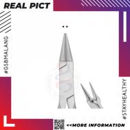 Bird Beak (Round Long) S/S 14cm Satin – NEXTON